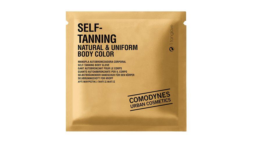 COMODYNES Self Tanning Body