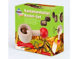 Pebaro Kastanienhalter Bastel Set