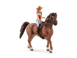 Schleich 42411 Horse Club Hannah Cayenne