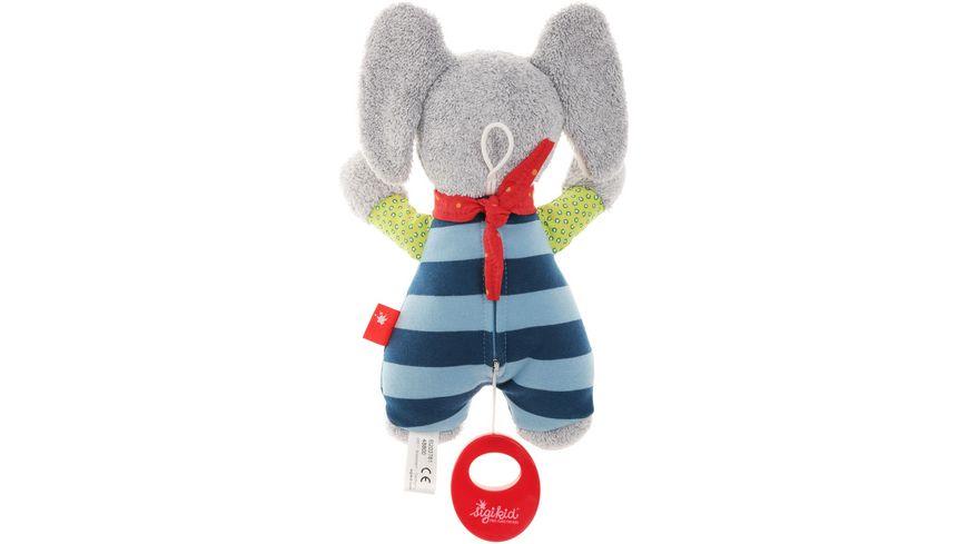 sigikid Baby Gifts Lolo Lombardo Spieluhr klein