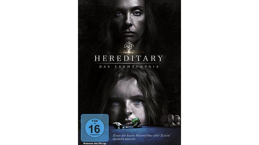 Hereditary Das Vermaechtnis