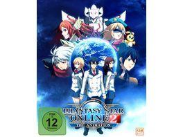 Phantasy Star Online 2 Volume 1 Episode 01 04 im Sammelschuber