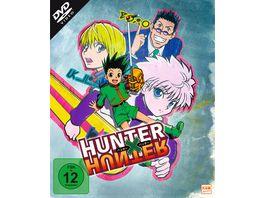 HUNTERxHUNTER Vol 1 Episode 01 13 Limitierte Edition 2 DVDs