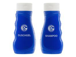 FC Schalke 04 Duschgel Shampoo 2er Set