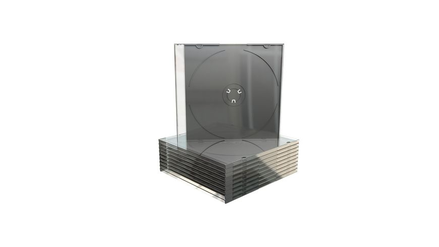 MediaRange CD Leerhuelle 10er Pack