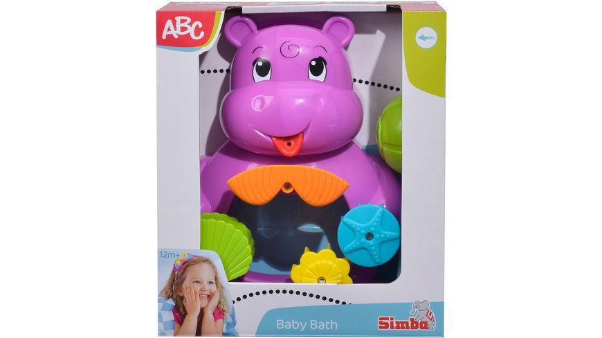 Simba ABC Bade Nilpferd