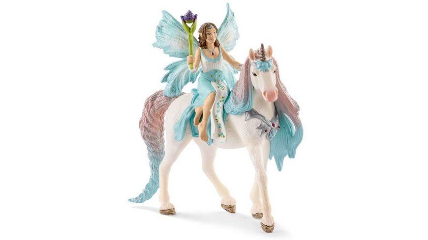 Schleich bayala Eyela mit Prinzessinnen Einhorn