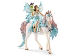 Schleich 70569 bayala Eyela mit Prinzessinnen Einhorn