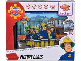 Eichhorn Feuerwehrmann Sam Bilderwuerfel