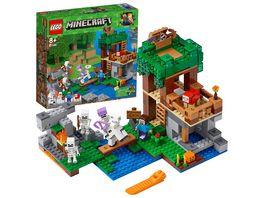 LEGO Minecraft 21146 Die Skelette kommen