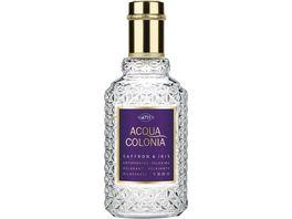 4711 ACQUA COLONIA Saffron Iris Eau de Cologne