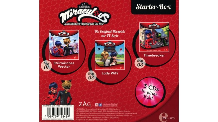 1 Starter Box