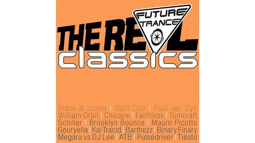 Future Trance The Real Classics