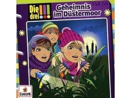 056 Geheimnis im Duestermoor