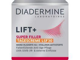 DIADERMINE Lift Tagespflege Super Filler Lichtschutz LSF30