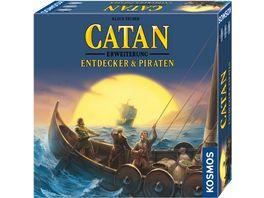 KOSMOS Catan Erweiterung Entdecker Piraten