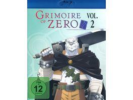 Grimoire of Zero Vol 2