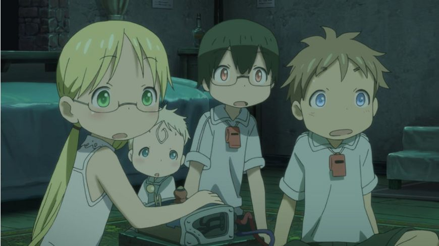Made in Abyss Staffel 1 Vol 1 LCE