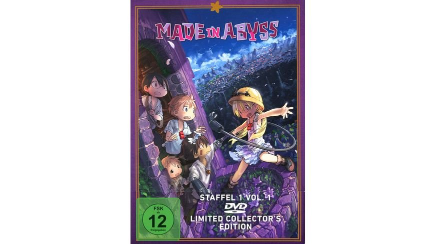Made in Abyss - Staffel 1.Vol.1 - Limited Collector's Edition