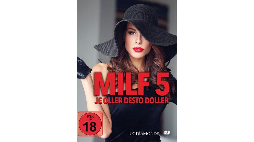 MILF 5 JE OLLER DESTO DOLLER