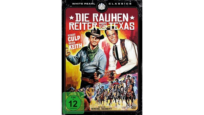 Die rauhen Reiter von Texas Original Kinofassung