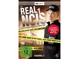 The Real NCIS Die wahren Faelle des NCIS Staffel 1 2 DVDs