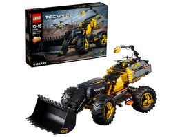 LEGO Technic 42081 Volvo Konzept Radlader ZEUX
