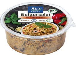 BIO PRIMO Bio Fertigsalat mit Bulgur und Kraeutern