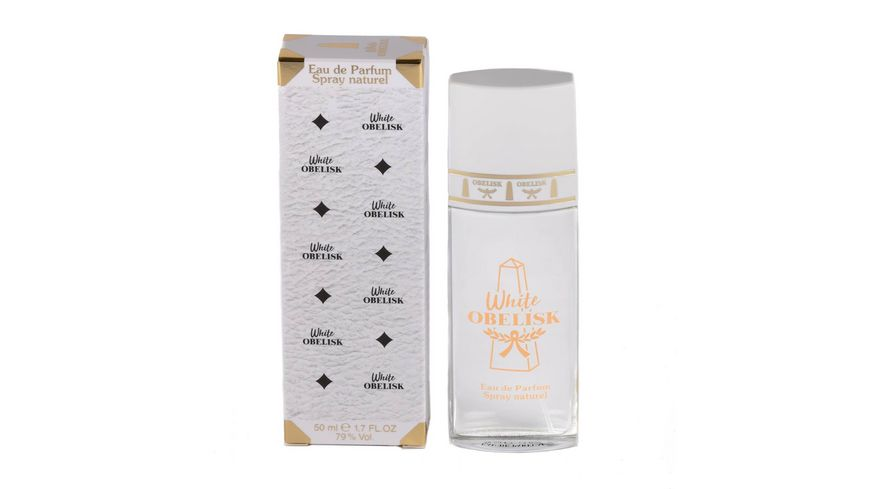OBELISK White By Loft Eau de Parfum
