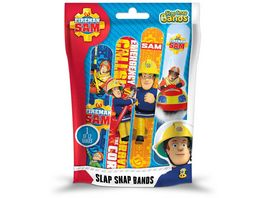 CRAZE SLAP BANDS FIREMAN SAM Blindbag