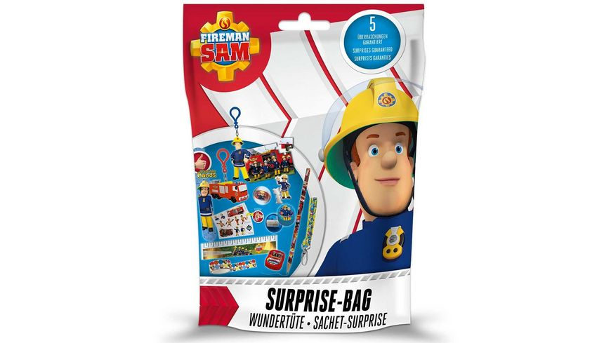CRAZE SURPRISE BAG FIREMAN SAM Blindbag