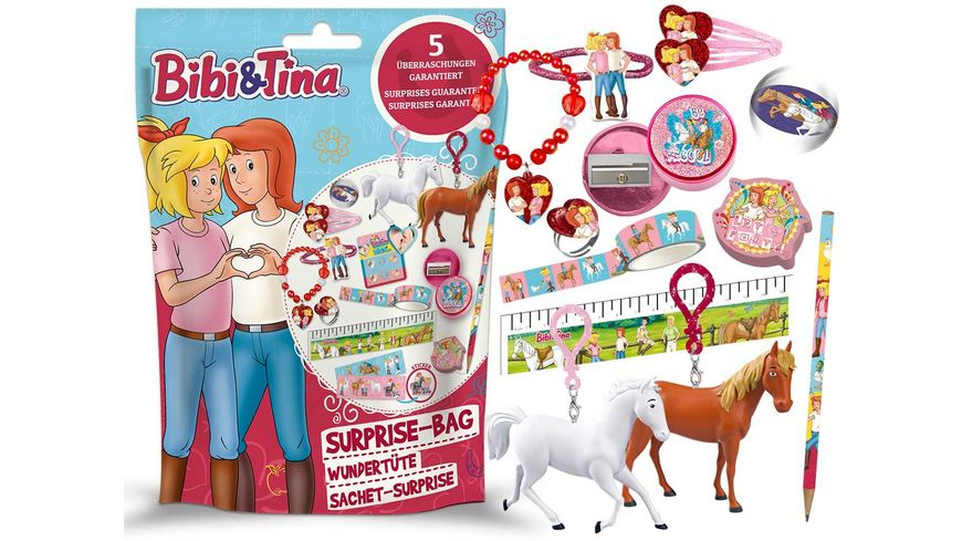 CRAZE SURPRISE BAG BIBI TINA Blindbag