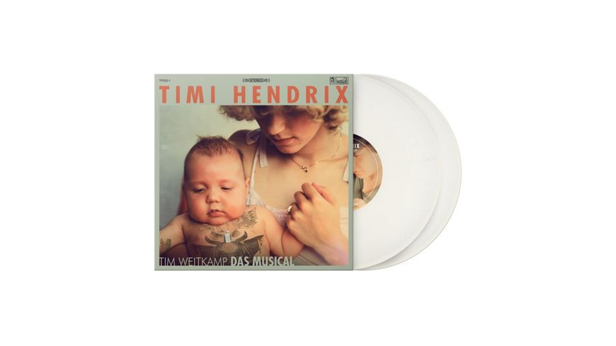 Tim Weitkamp Das Musical LTD White Vinyl