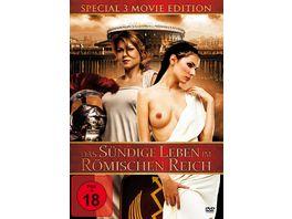Das suendige Leben im Roemischen Reich Special 3 Movie Edition