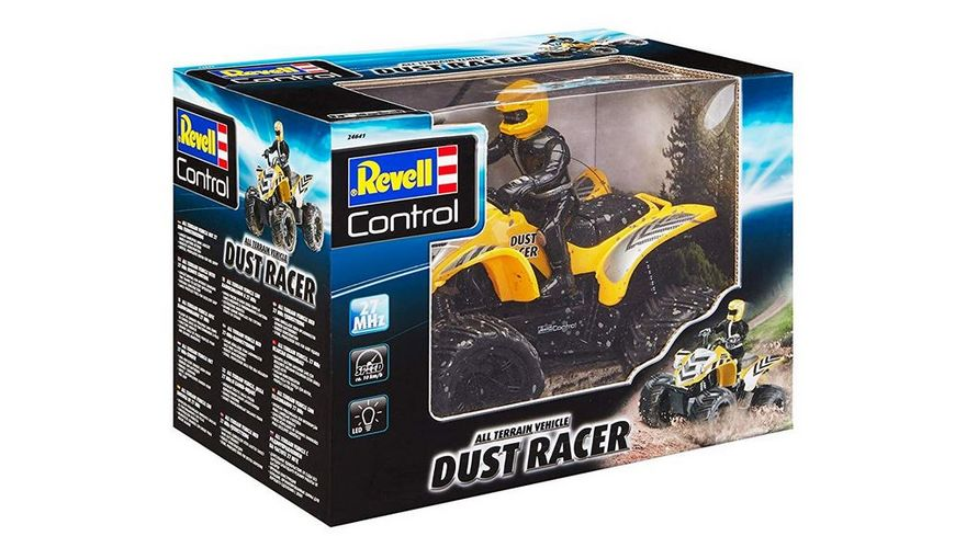 Revell Control 24641 Quad New Dust Racer