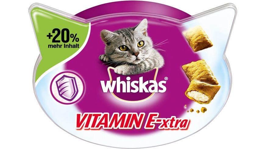 Whiskas Katzensnack Vitamin E XTRA 72g