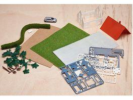 Faller 195998 H0 Kreativ Bastel Set I Einfamilienhaus