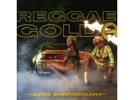 Reggae Gold 2018 2CD Edition