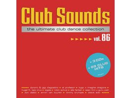 Club Sounds Vol 86