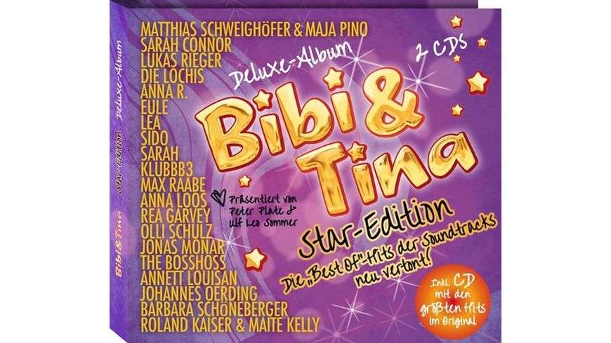 Bibi Tina Star Edition Deluxe Album