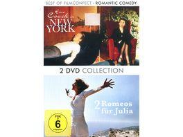 Romantic Comedy Box 2 DVDs