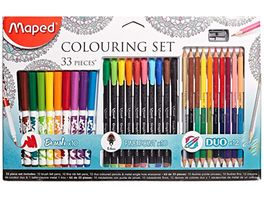 MAPED Mal und Coloring Set
