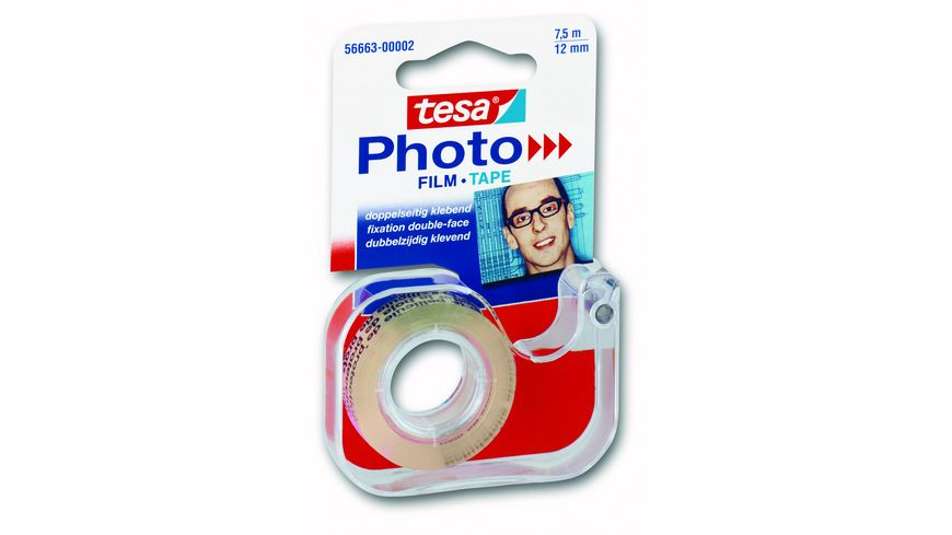 tesa Photo Film im Abroller
