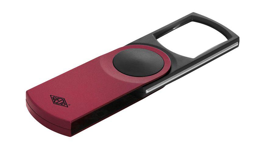 WEDO Lupe Swing It inklusive Batterien