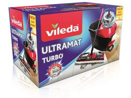 vileda UltraMat Turbo Komplett Box