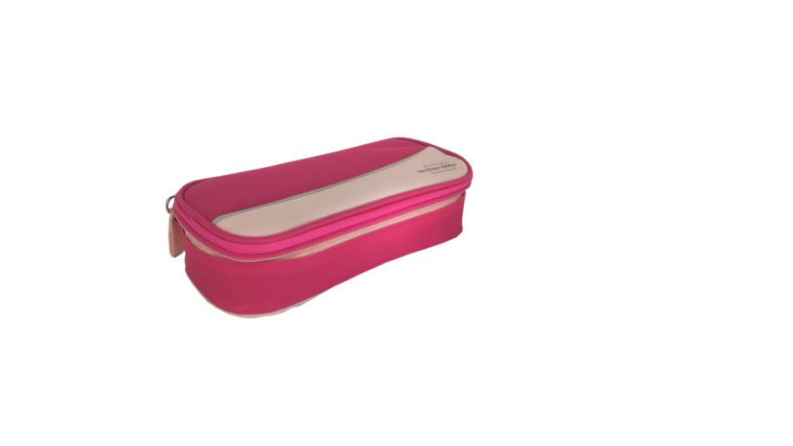PAPERZONE Schlamperbox extra rosa 130280