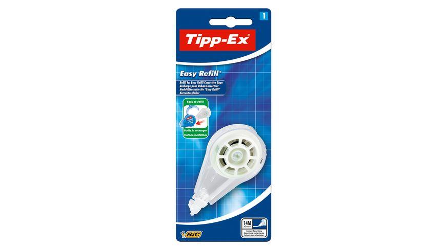 Tipp-Ex Easy Refill ECOlutions Öko Nachfüllband für Korrekturroller - 14 m x 5 mm, 1er Pack