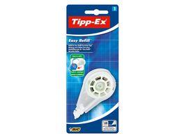 Tipp Ex Korrekturroller Easy Correct Nachfuellkassette 5mm x 15m