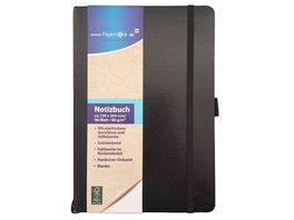 Paperzone Notizbuch A5 blanko