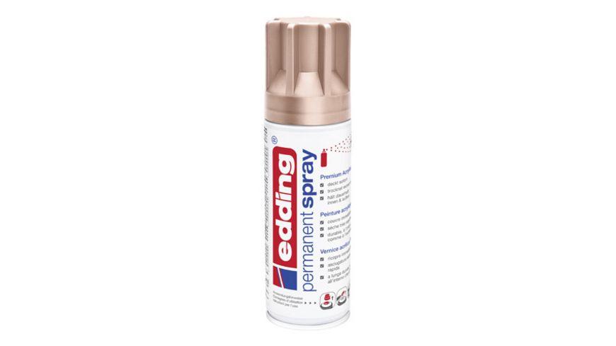 edding Permanent Spray 5200 rosegold